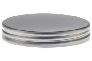 Aluminium Screw Caps Straight Edge
