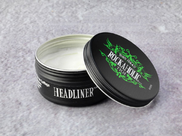 Bed Head Rockaholic tin