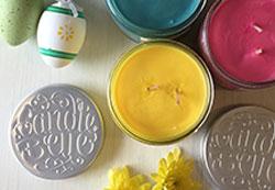 Candle Belle jars