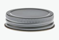 Tin plates screw cap 48mm-recessed